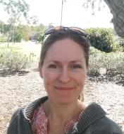 Jennifer Berg mystery writer